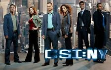 CSI NY Crime Scene Investigation New York Complete CBS TV Crime Series Box set