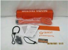 New listing Quest XPointer Scuba Tector Underwater PI Li-Poly Metal Detector