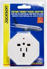 Jackson Inbound Travel Adaptor USA, UK, Japan And Europe - Surge Protected