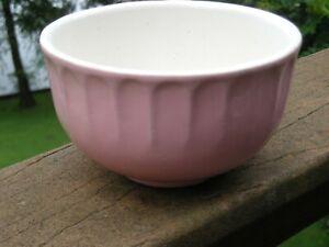 Vtg. McCoy USA Pottery Mixing Bowl