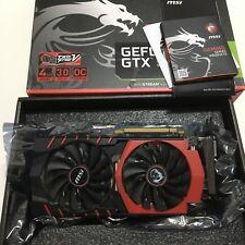 Geforce GTX 970 Gaming 4G Grafikkarte MSI DEFEKT