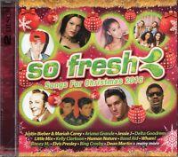 Christmas 2016 (2 x CD) Ariana Grande/Little Mix/Leona Lewis/Jessie J/Band Aid