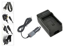 New NB-1L 1LH NB1L Battery Charger + Car Adapter For IXUS 200a PowerShot S500