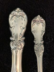 2 - 4 Piece Place Settings, Sterling Silver, Reed & Barton, Never Used.