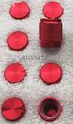 1-5pcs 10mm 12mm Aluminum Amplifier Potentiometer Volume Knob 6mm Knurled Shaft