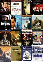 70's 80's 90's DVD Films Classics Cult Thriller Drama Action Romance