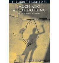 Much Ado about Nothing (Arden Shakespeare: Third Series)-ExLibrary