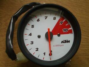 * Genuine KTM Tachometer, Tacho, Rev Counter,  Duke 11, part no. 58714075000