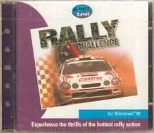 Rally Challenge (PC CD) Game Brand New & Factory Sealed, FREE US FC Shipping
