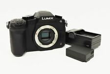 Panasonic LUMIX G85 DMC-G85 16.0MP Digital Camera - Black (Body Only)