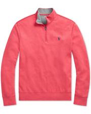 Polo Ralph Lauren Performance Men's Luxury Jersey Pullover - Red -  Men's Large