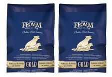 Fromm Gold Senior 15 lb Grain Free Dry Dog Food - TWO 15 lb BAGS - FREE SHIPPING