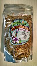 1 lb 9 oz Goldenfeast Australian Small Bird Food 25 oz Dove Finch Canary Budgies