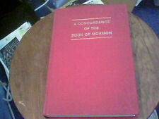 A Concordance of the Book of Mormon by Sadie B. Cadman ed5