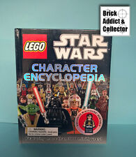 LEGO ® Star Wars ™ Character Encyclopedia DK Figurine exclusive Han Solo NEUF