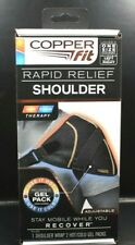 COPPER FIT RAPID RELIEF SHOULDER HOT COLD THERAPY BRACE