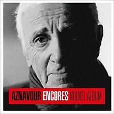CHARLES AZNAVOUR - NOSTALGIA NEW CD