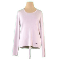 Burberry knit Beige Woman Authentic Used L1925