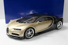 1:12 Kyosho Bugatti Chiron gold metallic/ black