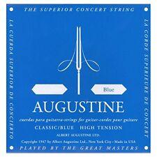 Corde de Ré Augustine Bleu Guitare Classique - tirant Fort
