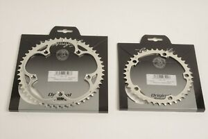 Campagnolo Racing Tripple Chainrings Large 50T & Middle 40T 135BCD NEW (PX4050)