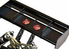 Exotek Racing - 1/8 Buggy Xl Wing Buttons, 22mm (2), Orange