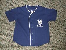 New York Yankees Youth / Kids Baseball Jersey size 6