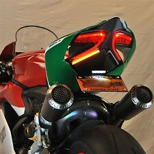 Ducati Panigale 899 Fender Eliminator Kit New Rage Cycles under tail Plug & play