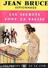 OSS 117 / Les secrets font la valise / Jean BRUCE // 1962 // Espionnage