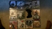 16 ps3 games bundle with controller