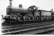 Original Large Photograph Steam Train LMS 22852 1940's 21.5cm x 17cm