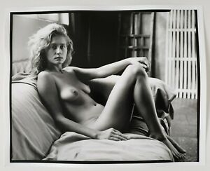 Sensual portrait by Pavel Apletin silver gelatin signed limited edition female