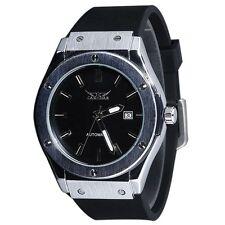 Jaragar Self-winding Automatic Men's Stainless Steel Mechanical Watch Wristwatch