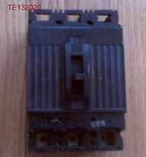 GENERAL ELECTRIC 20 AMP TE132020 CIRCUIT BREAKER 3 POLE 240 AC 250 DC