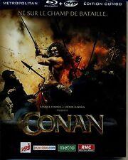 CONAN     blu ray + dvd     ref1205163
