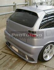 Seat Ibiza mk2 94-99 TAILGATE REAR ROOF boot SPOILER Heck Blende back door lip