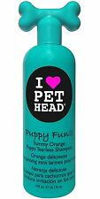 Pet Head Chien Chiot amusant tearless Shampooing 475ml