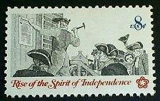 U.S. Scott 1477- Spirit of Independence, Posting Broadside- MNH OG F-VF 8c 1973