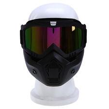 Adult Motorcycle Motocross Off Road Mask Goggles Anti-UV MX ATV Eyewear Glasses