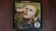 David Bowie ‎- Hunky Dory - GOLD vinyl/lp -NEW and SEALED