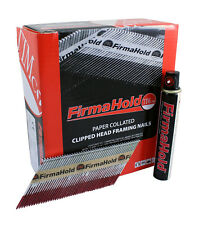 Timco CFGT50G 50mm x 2.8 GALV FIRMAHOLD NAILS 3300 & 3 FUEL CELLS PASLODE TYPE