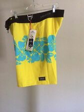 "Rip Curl Men Mirage Tropic Punch 19"" Board-short 28,31, 33, 34 NwT"