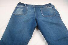 Wrangler USA 85498 Men's 38 x 30 (TAGGED 40x32) Reg Flex Fit Denim Jeans #U075