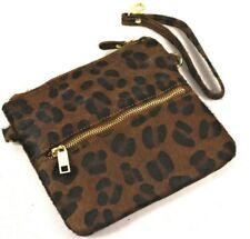 URBANBOGAN Women's Amazon 2-in-1 Ladies Cow Hide Cross-body & Clutch Bag