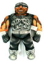 Macho Man Randy Savage 1998 Bashin Brawler Pillow Buddy Nwo WCW Wrestling
