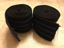 "Pair of pre-owned Knee Wraps 2m 6' ft Pair  3"" wide"