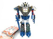 Transformers - Cybertron - Rail Racer (micromaster)