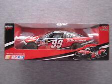 1:24 Scale Stock Car NASCAR 2005 Office Depot Carl Edwards #99 - NEW