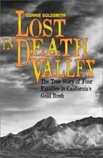 Lost In Death Valley:The True by Goldsmith,Connie