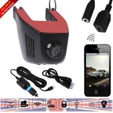 Hidden Wifi Car DVR Video Vehicle Camera Recorder Dash Cam Night Vision 1080P HD